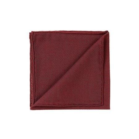 Cachemire » Pochette cachemire rouge